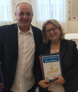 Pino Caputo e Virginia Villani